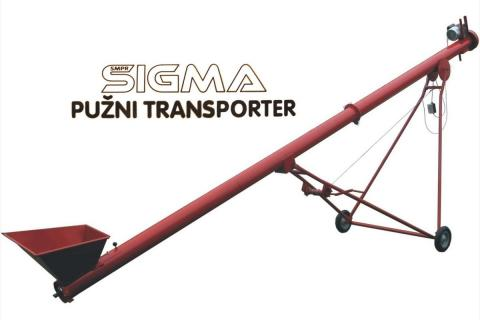 Pužni transporteri