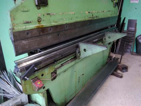 Jelsingrad 80t 2500mm Apkant sajtoló