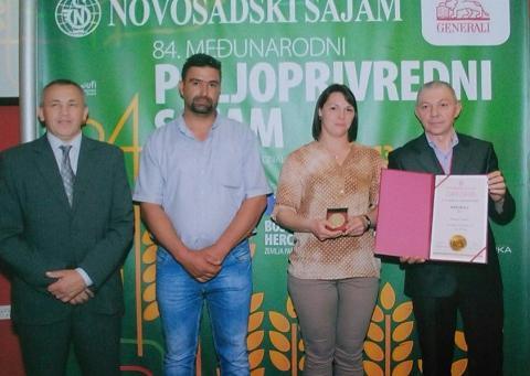 Sigma Mol nagrada novosadskog sajma 2017